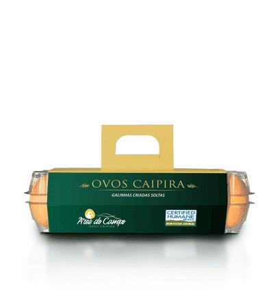 Ovos Caipira – 10