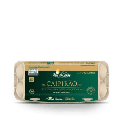 Ovo Caipirão – 10