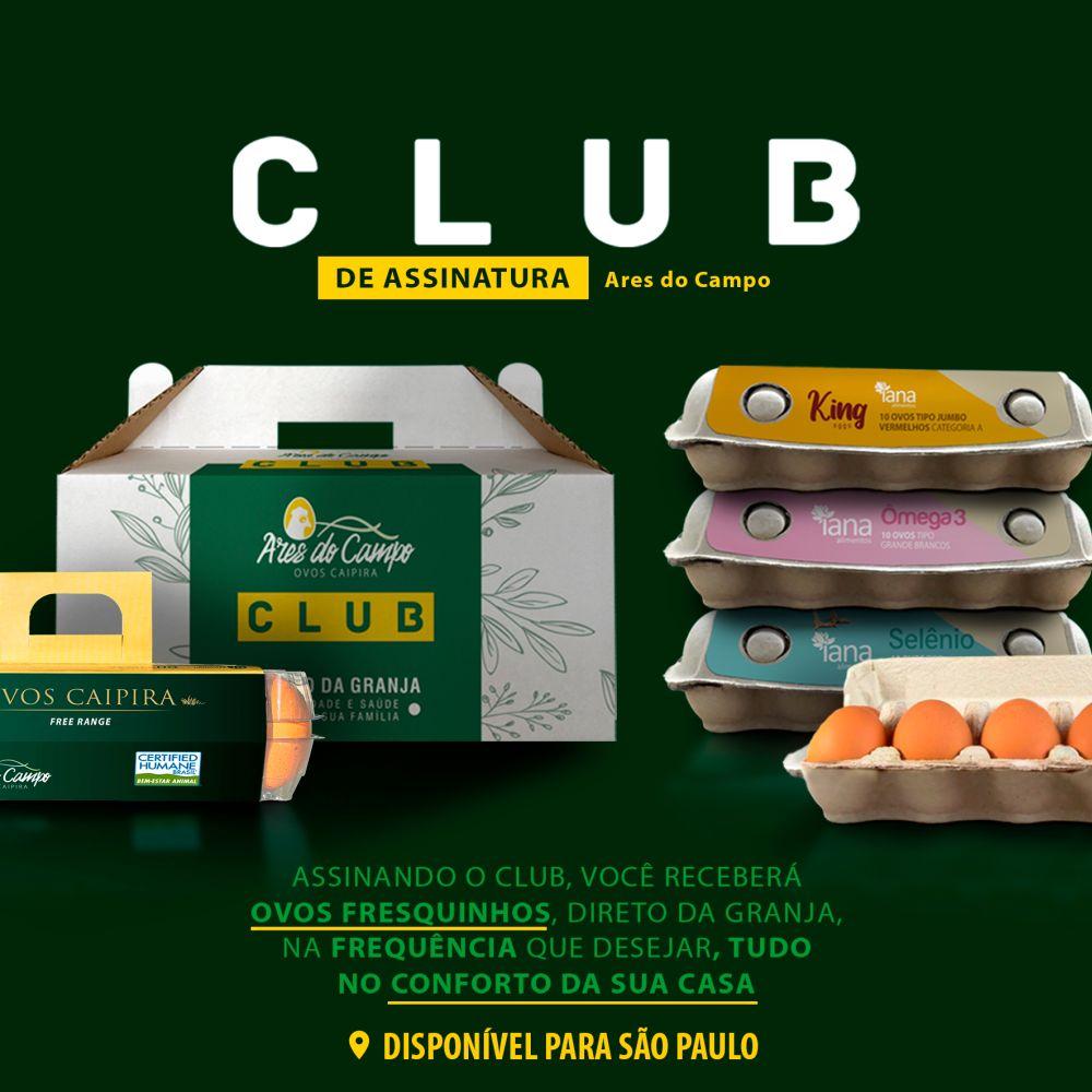 pop-up Clube de Assinaturas